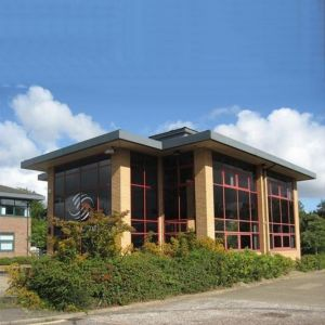 348 sq metre unit at Norwich Business Park